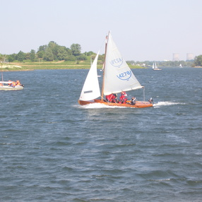2011 Segeln Holland